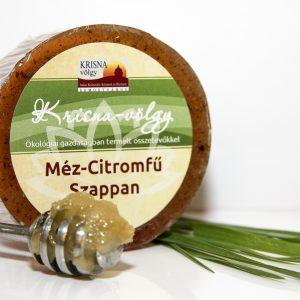 Méz-Citromfű szappan