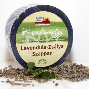 Levendula-zsálya szappan