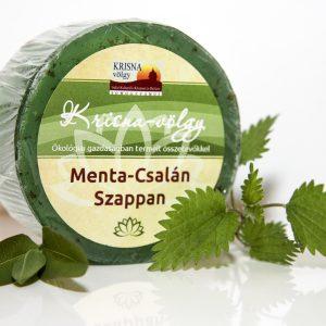 Menta - Csalán szappan
