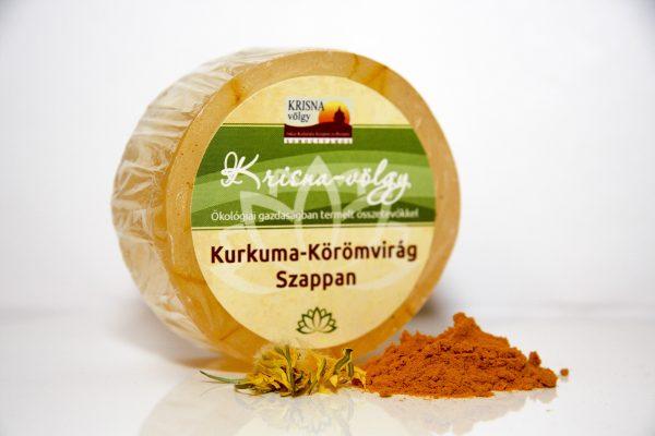 Kurkuma - Körömvirág szappan