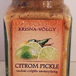 Bio-Citrom pickle