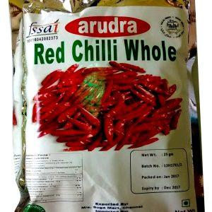 Chili egész