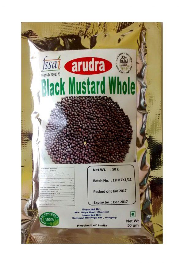 Fekete mustármag