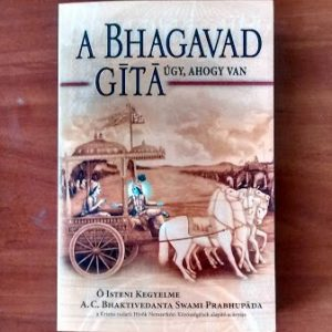 Bhagavad-Gita, puha kötésű