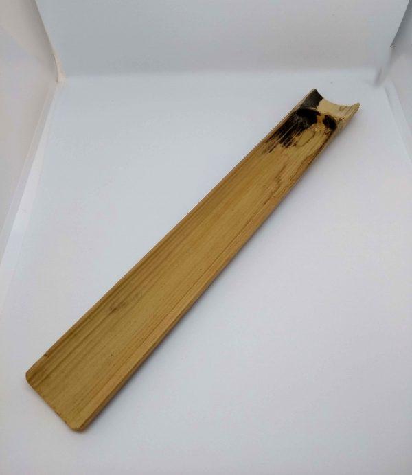 Bambusz füstölő tartó