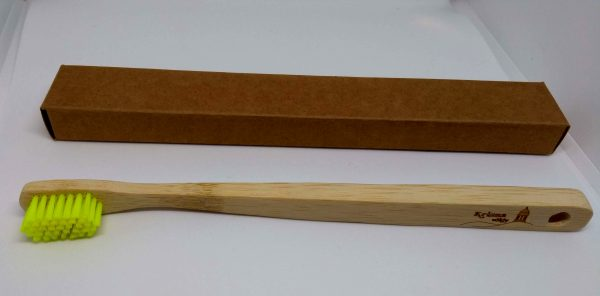 Bambusz fogkefe