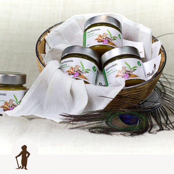 Kurkumás méz