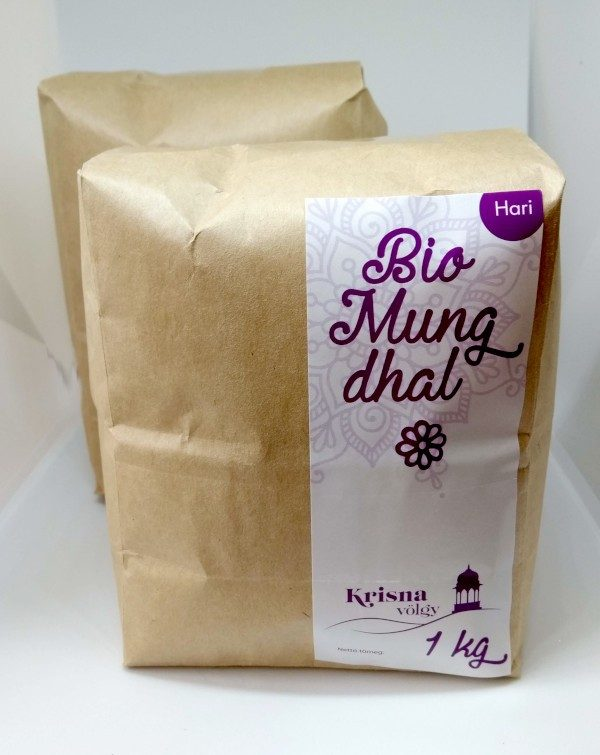 Bio Mung dhal