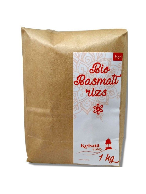 Bio Basmati rizs