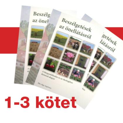 Beszélgetések az önellátásról 1-3 kötet