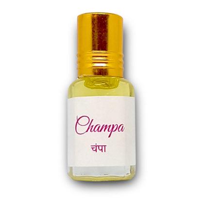 Champa parfümolaj